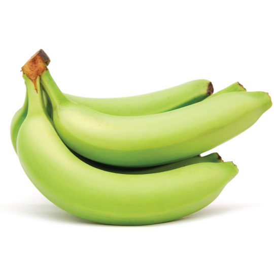 Banana, Green Image