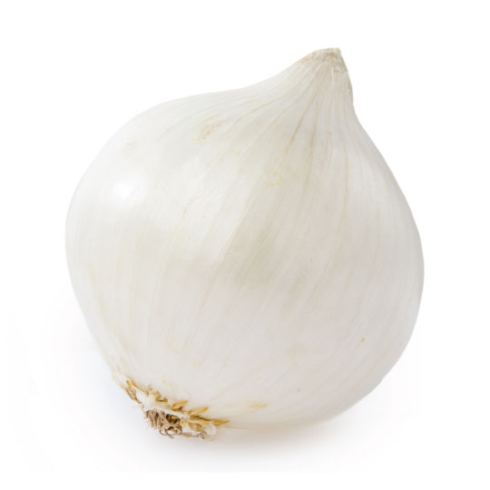 Onion, White Image