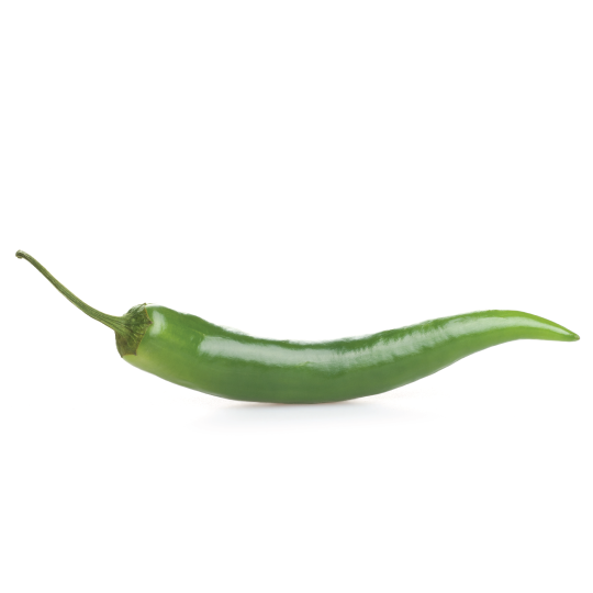 PEPPER, GREEN CHILI Image